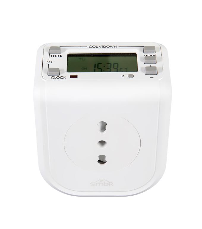 Digital Weekly Timer Socket Italy Plug ETI-68A