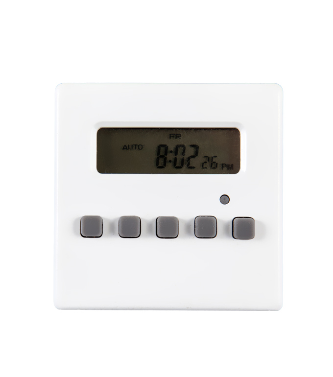 Digital Weekly Timer Socket  USA Plug ETU-37A