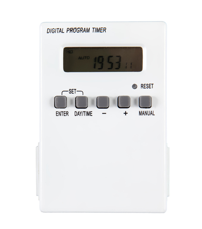 Digital Weekly timer Socket  USA Plug ETU-38A