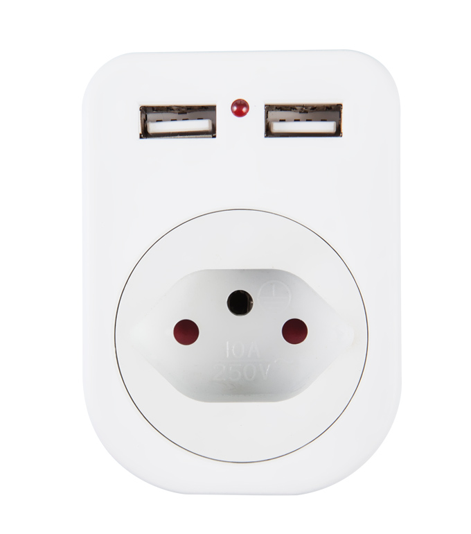 Switzerland USB Socket US-02A
