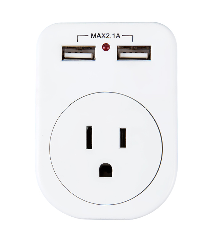 American USB USA Socket UU-02A