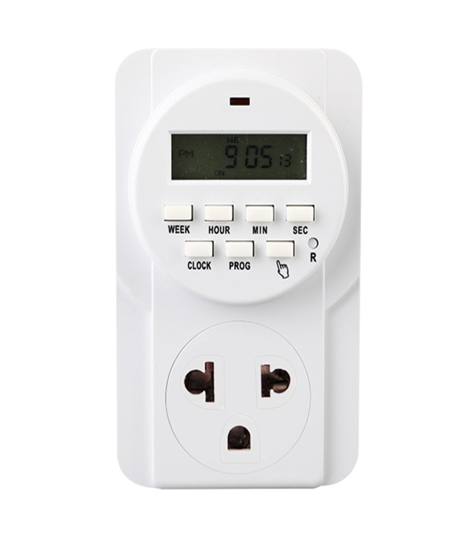 Digital Weekly Timer Socket Thailand Plug ETT-22A