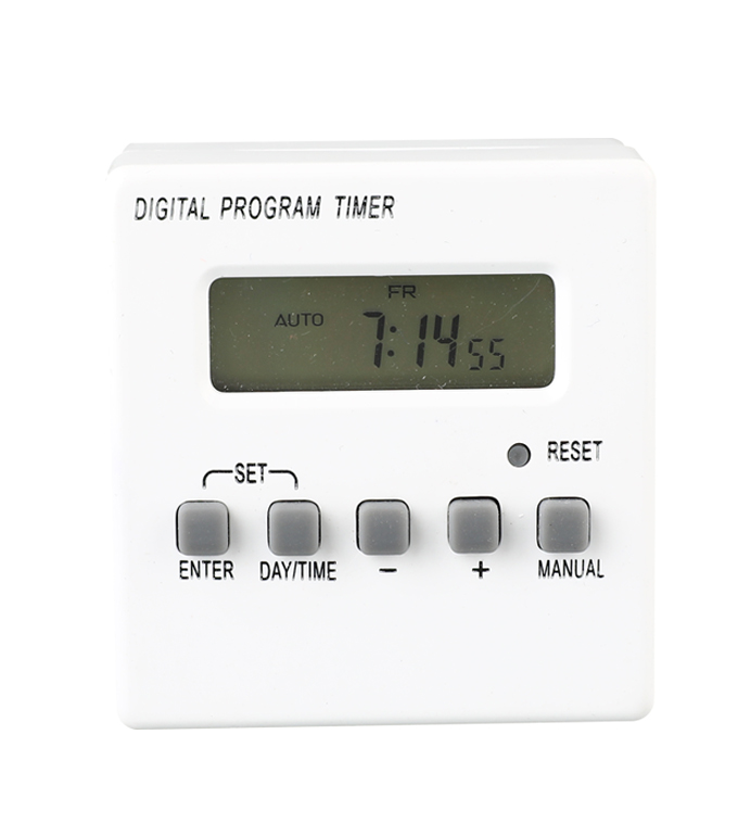 Digital Weekly Timer Socket American Plug ETU-37A